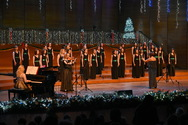 Πάτρα - Με γιορτινές μελωδίες το Χριστουγεννιάτικο Κοντσέρτο της Πολυφωνικής (φωτο+video)