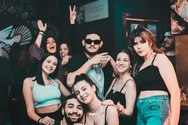 Trash Party at Mods Club 25-12-19