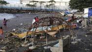Φιλιππίνες: Στους 28 οι νεκροί από τον φονικό τυφώνα Φανφόν