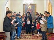 Με επιτυχία οι χριστουγεννιάτικες δράσεις των Νέων της Χριστιανικής Στέγης Πατρών (φωτο)