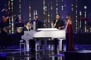 Ο Νίκος Κοκλώνης υποδέχεται τη Δέσποινα Βανδή στο πιο λαμπερό πρωτοχρονιάτικο show!