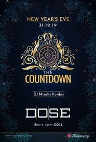 New Years Eve - The Countdown at Dose Coffee Bar