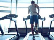 Γυμναστική στο διάδρομο