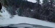Η Ζηνοβία προκάλεσε έντονα προβλήματα στην ορεινή Φωκίδα (video)