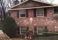 ΗΠΑ: Μικρό αεροπλάνο καρφώθηκε σε σπίτι στο Μέριλαντ (video)