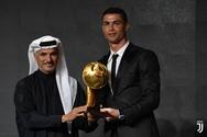 Κορυφαίος στα Globe Awards ο Cristiano Ronaldo! (φωτο)