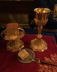 Ιερά Αγρυπνία στη Αγία Μαρίνα