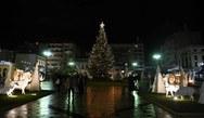 'Βουβή' Πρωτοχρονιά στην Πάτρα - Ο νέος χρόνος μπήκε σιωπηλά και αθόρυβα