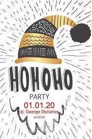 HoHoHo Party στην Ποικίλη Στοά