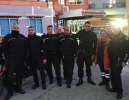 Ήρωες με στολές στην Πάτρα! - Σωτήρια η παρέμβαση ΕΚΑΒ και ΔΙΑΣ για το αγοράκι