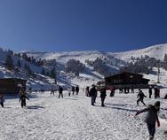 Γιορτινό το κλίμα στο Χιονοδρομικό Καλαβρύτων - Περιμένουν κόσμο το τριήμερο των Θεοφανείων
