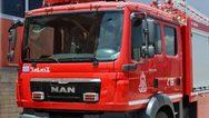 Πάτρα: Φωτιά εκδηλώθηκε σε αποθήκη στον Καστελόκαμπο
