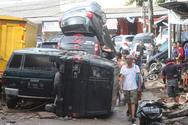 Στους 43 οι νεκροί από τις πλημμύρες στην Ινδονησία