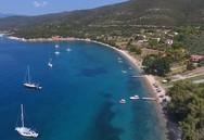 Πόρτο Βαρκό - Από τις καθαρότερες παραλίες της Αιτωλοακαρνανίας (video)