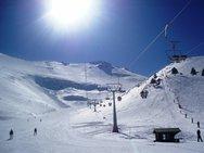 Καλάβρυτα - Σε λειτουργία και πάλι η Στύγα στο Χιονοδρομικό Κέντρο