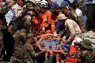 Καμπότζη: Τριάντα έξι νεκροί από την κατάρρευση υπό κατασκευή κτιρίου