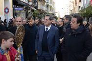 Πάτρα: Η Δημοτική Αρχή στον εορτασμό των Θεοφανίων (φωτο)