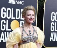 Cate Blanchett - Με φόρεμα Ελληνίδας σχεδιάστριας στις Χρυσές Σφαίρες 2020! (φωτο)