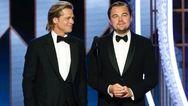 Golden Globes 2020: Τα τρυφερά λόγια του Brad Pitt για τον Leonardo DiCaprio (video)