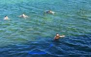 Δυτική Ελλάδα: Ο αγιασμός των υδάτων στην τεχνητή λίμνη Στράτου (video)
