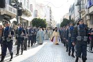 Με λαμπρότητα εορτάστηκαν τα Θεοφάνεια στην Πάτρα από την Ιερά Μητρόπολη (φωτο+video)