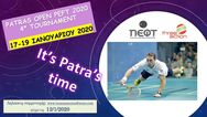 4th Open Peft 2020 Patras Tournament