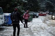 Υποχωρεί ο «Ηφαιστίων»: Σε ποιες περιοχές θα υπάρξουν βροχές και χιόνια