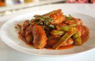 Συνταγή για σουτζουκάκια με φασολάκια