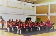 Με επιτυχία η Πρωτοχρονιάτικη συναυλία της Δημοτικής Φιλαρμονικής Δερβενίου (pics+video)