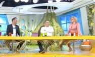 'Πάγωσε' η Κατερίνα Καραβάτου στον αέρα της εκπομπής (video)