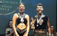 Δύο ζευγάρια από την Πάτρα στο παγκόσμιο διαγωνισμό Bachata στη Μόσχα