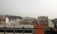Κακή η ποιότητα του αέρα στην Πάτρα τα τελευταία 24ωρα