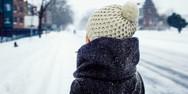 Μύθος ότι το σκουφάκι, μας προστατεύει από το κρύο