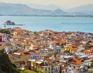 Ναύπλιο - Το κυριότερο λιμάνι της ανατολικής Πελοποννήσου από ψηλά (video)