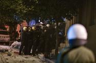 Στα χέρια της ΕΛ.ΑΣ. οι καταληψίες στο κτίριο της οδού Ματρόζου στο Κουκάκι