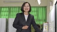 Επανεξελέγη η απερχόμενη πρόεδρος Τσάι στην Ταϊβάν