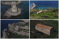 Μια από τις πιο χαρακτηριστικές καστροπολιτείες της Πελοποννήσου βρίσκεται στη Μεθώνη (video)