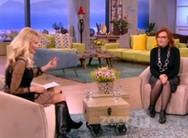 Έκπληκτη η Φαίη Σκορδά με την Φωτεινή Ντεμίρη στο 'Πρωινό' (video)
