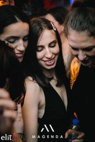 Friday Νight at Magenda Night Life 10-01-20