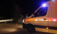 Αχαΐα: Σοβαρό τροχαίο ατύχημα στο Μαστραντώνη