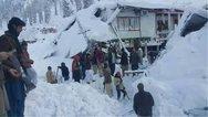 Πακιστάν: Τουλάχιστον 57 νεκροί από χιονοστιβάδες