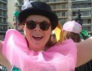 Γυναίκα η τελάλης του φετινού Πατρινού Καρναβαλιού - Ποια είναι η Μαρία Αγουρίδη