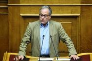 Αχαΐα: Συλλυπητήρια επιστολή βουλευτή Κώστα Μάρκου για το θανατηφόρο τροχαίο στην Πατρών - Πύργου