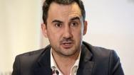 Αλ. Χαρίτσης: 'Ο Μητσοτάκης προχωρά στην επανασύσταση του υπουργείου που ο ίδιος κατήργησε'
