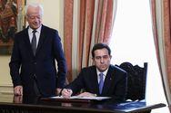 Ν. Μηταράκης: Προέχει η μείωση των ροών με ενίσχυση της φύλαξης των συνόρων
