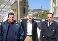 Ο Άγγελος Τσιγκρής φέρνει στη Βουλή την ενίσχυση με προσωπικό του Αστυνομικού Τμήματος Αιγίου
