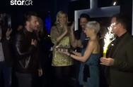 Γιώργος Αγγελόπουλος - Ράνια Κωστάκη: Είναι το νέο ζευγάρι της showbiz; (video)