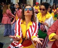 Μαρία Αγουρίδη - Η τελάλης του Πατρινού Καρναβαλιού 2020 είναι έτοιμη, εσείς;