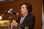 Η Άννα Μπενάκη - Ψαρούδα ανέλαβε την προεδρία της Ακαδημίας Αθηνών