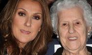 Πέθανε η μητέρα της Celine Dion